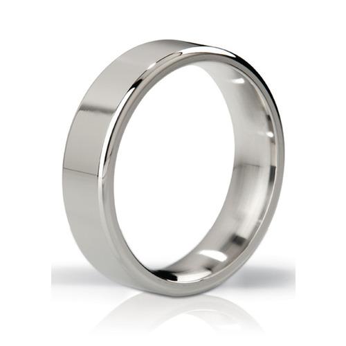 Mystim - His Ringness Duke Polished Metal Ring