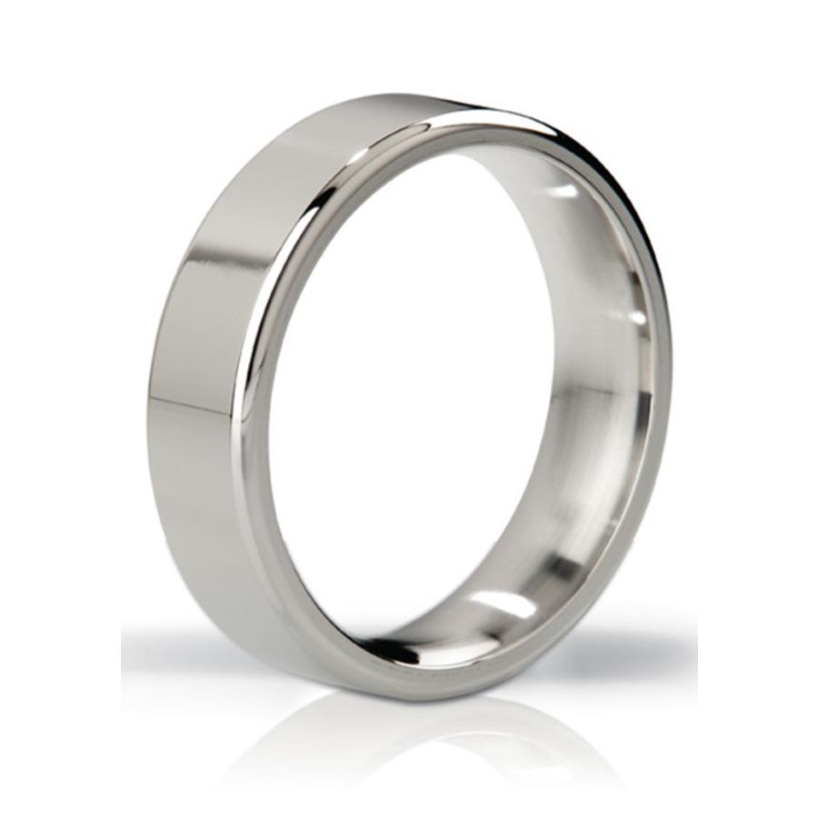 Mystim - His Ringness Duke Polished Metal Ring Mannen Speeltjes