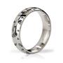 Mystim - His Ringness Earl Polished & Engraved Metal Ring