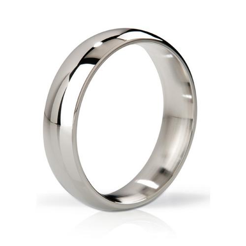 Mystim - His Ringness Earl Polished Metal Ring