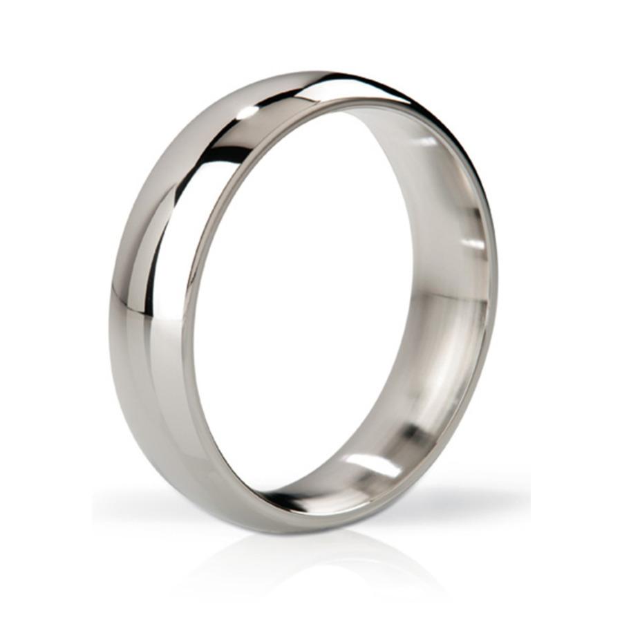 Mystim - His Ringness Earl Polished Metal Ring Mannen Speeltjes