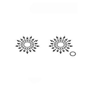 Petits Joujoux - Gloria Zwart Tepel Stickers Lingerie