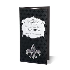 Petits Joujoux - Gloria Zilver Tepel Stickers SM