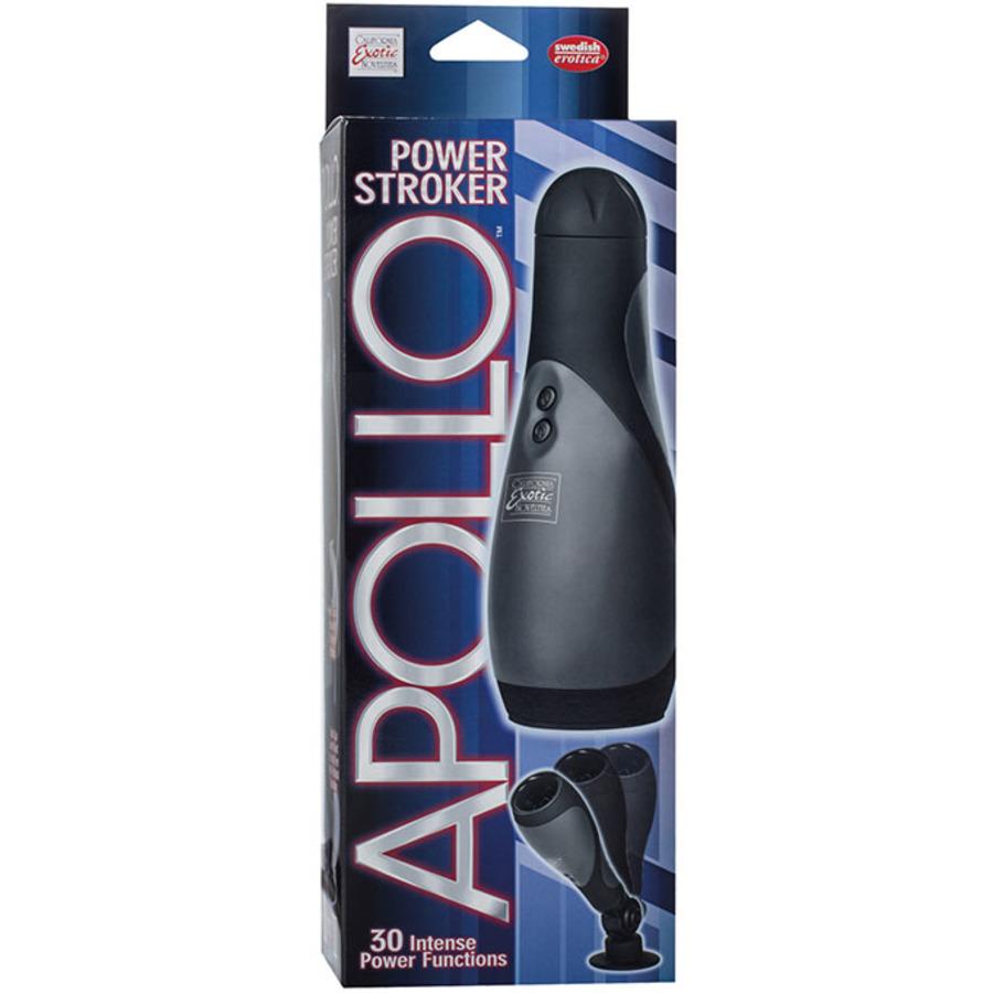 Apollo - Power Stroker Vibrerende Masturbator Mannen Speeltjes