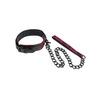 Scandal - Halsband Met Ketting Zwart