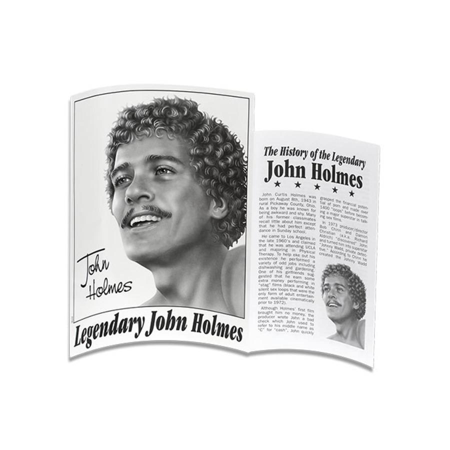 Doc Johnson - John Holmes Ultra Replica Dildo 32.5cm Vrouwen Speeltjes