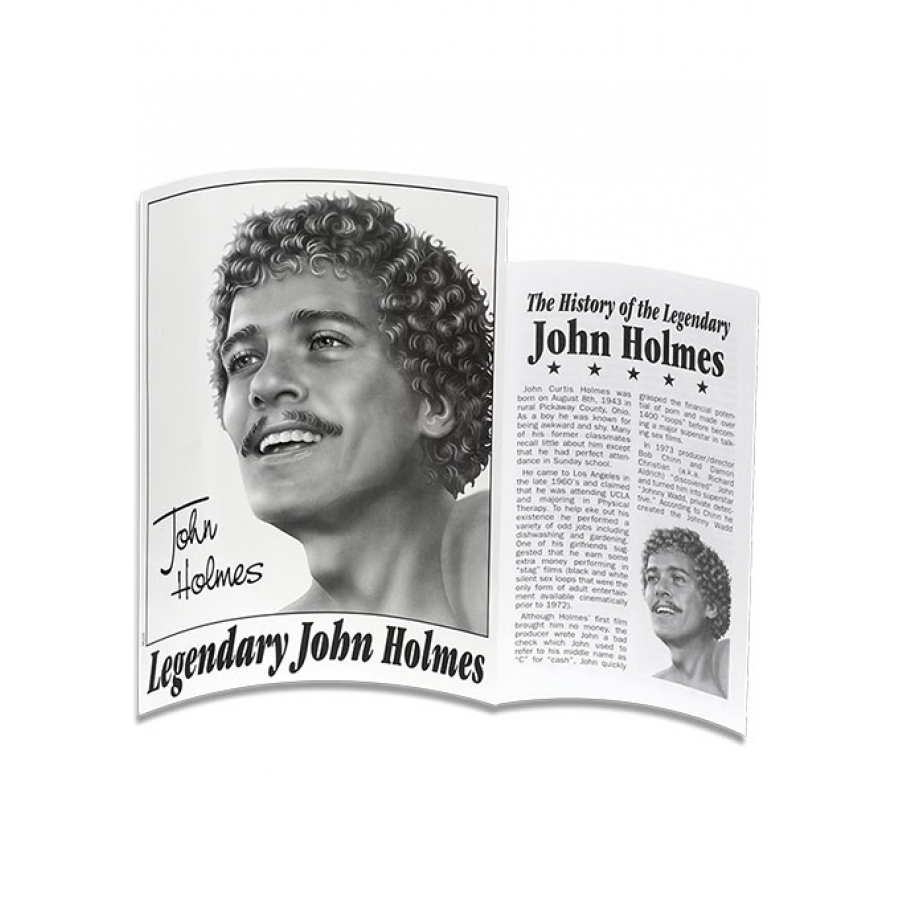 Doc Johnson - John Holmes Realistische Dildo 32.5 cm Vrouwen Speeltjes