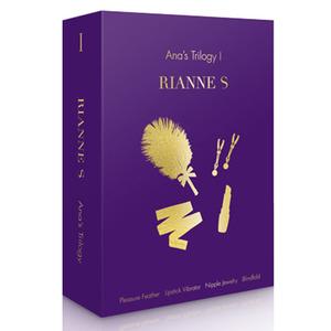 Rianne S - Ana's Trilogie Ondeugende Set I Accessoires