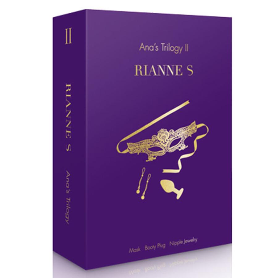 Rianne S - Ana's Trilogie Ondeugende Set II Accessoires
