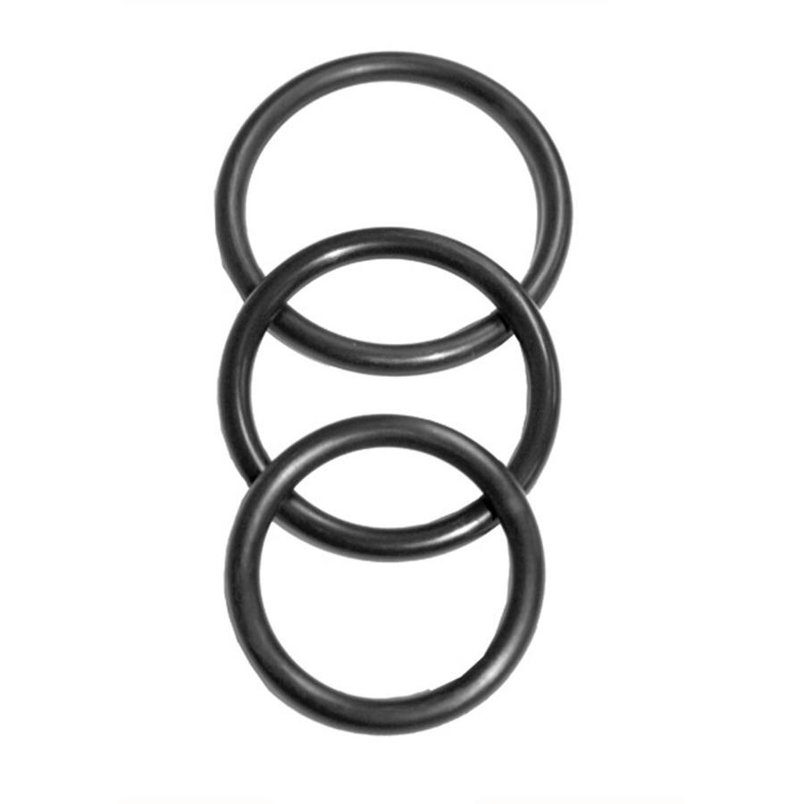 S&M - Nitrile Cock Ring 3 Pack Mannen Speeltjes