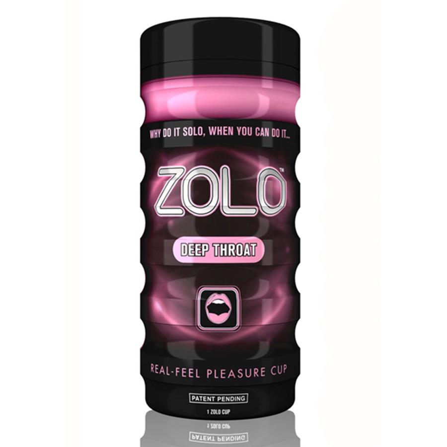 Zolo - Deep Throat Cup Masturbator Mannen Speeltjes
