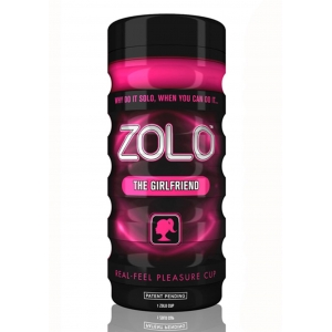 Zolo - The Girlfriend Cup Masturbator Mannen Speeltjes