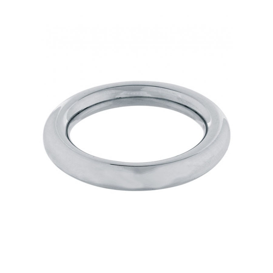 Steel Power - RVS Metalen Cockring 4cm Mannen Speeltjes