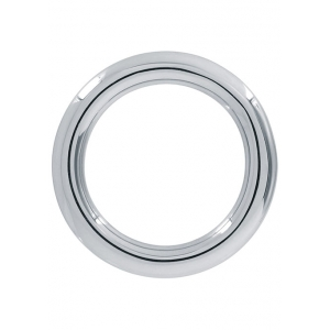 Steel Power - RVS Metalen Donut Cockring 4 cm Mannen Speeltjes
