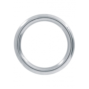 Steel Power - RVS Metalen Donut Cockring 5 cm Mannen Speeltjes