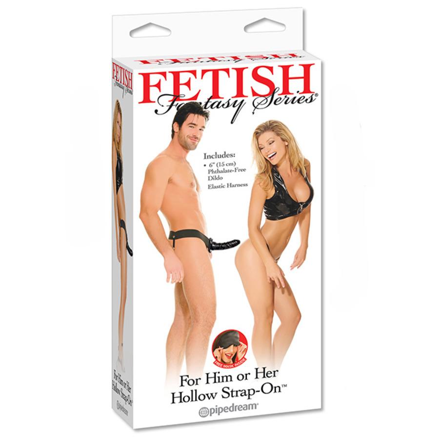 Fetish Fantasy - Holle Voorbind Dildo 15cm Strap-ons