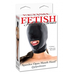 Fetish Fantasy - Spandex Open Mond Masker SM