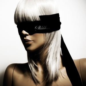 Bijoux Indiscrets - Shhh Blinddoek SM