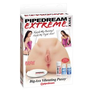 PDX - Big Ass Vibrerende Vagina Masturbator Mannen Speeltjes