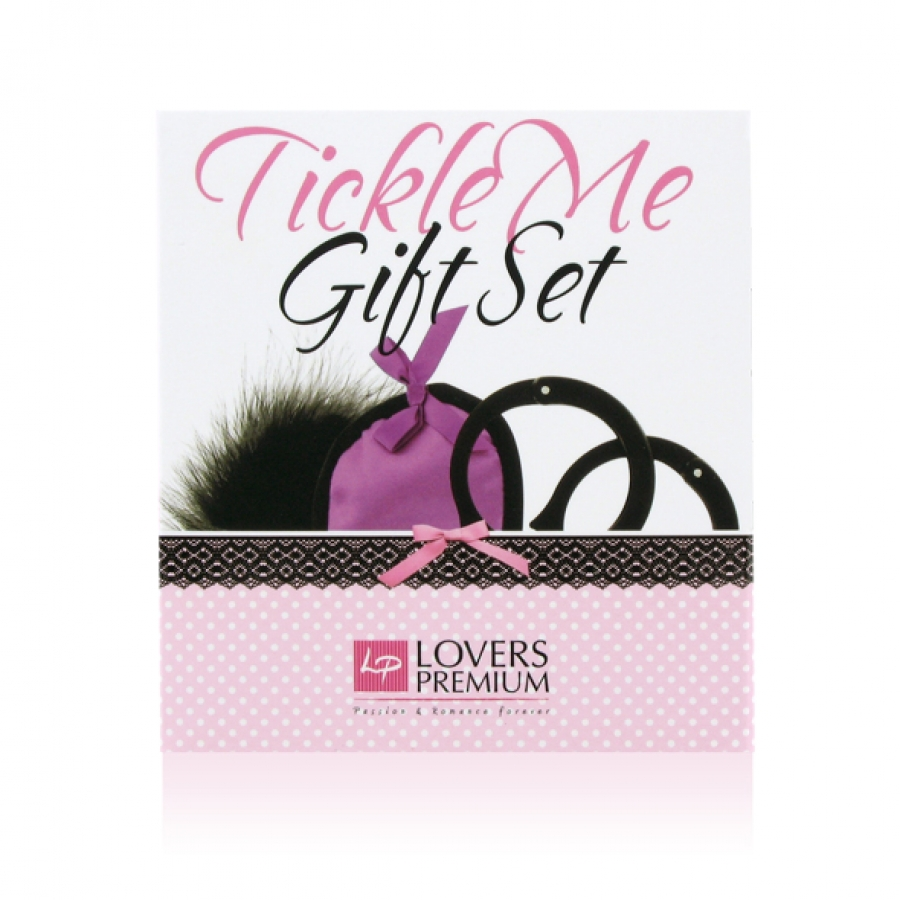 LoversPremium - Tickle Me Gift Set SM