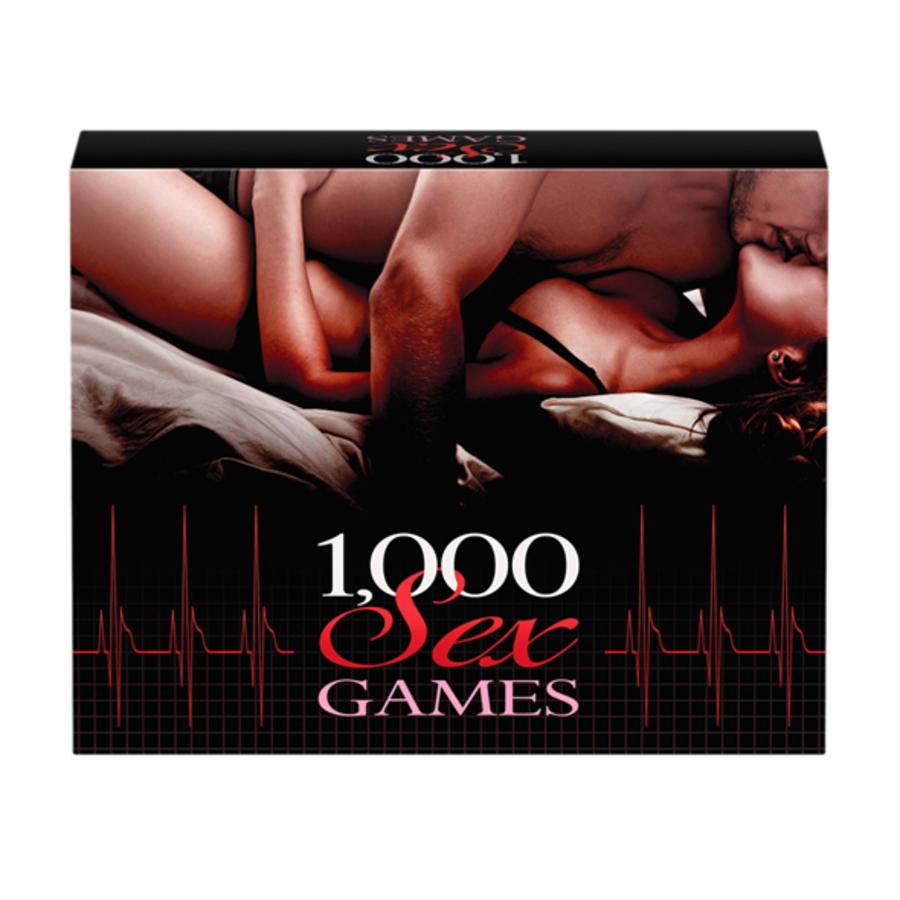 Kheper Games - 1000 Sex Games Accessoires