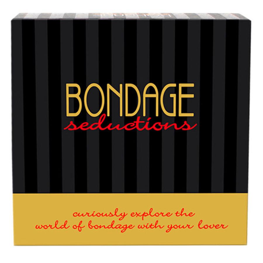Kheper Games - Bondage Seductions Kaartspel Accessoires