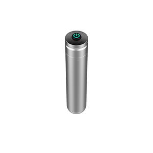 Nexus - Ferro Stainless Steel Vibrerende USB-Oplaadbare Bullet Vrouwen Speeltjes