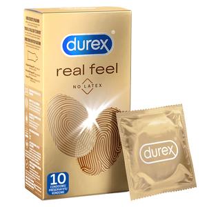 Durex - Real Feeling Condooms 10 St Accessoires