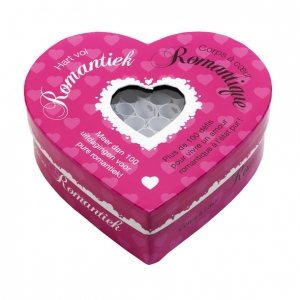 Moodzz - Hart Vol Romantiek NL-FR Accessoires