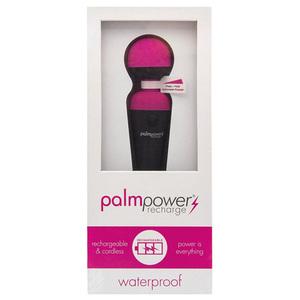 Power Bullet - Oplaadbare PalmPower Wand Massager Vrouwen Speeltjes