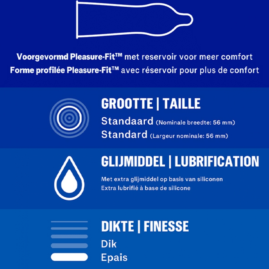 Durex - Extra Safe Condooms 20 st Accessoires