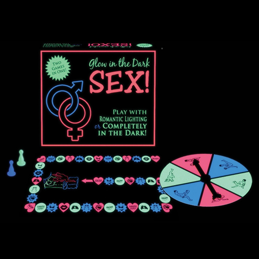 Kheper Games - Glow in the dark Sex Game Accessoires