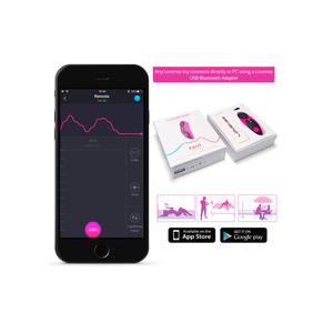 Lovense - Ferri Powerful Magnetic App Bestuurbare Panty Vibrator Vrouwen Speeltjes